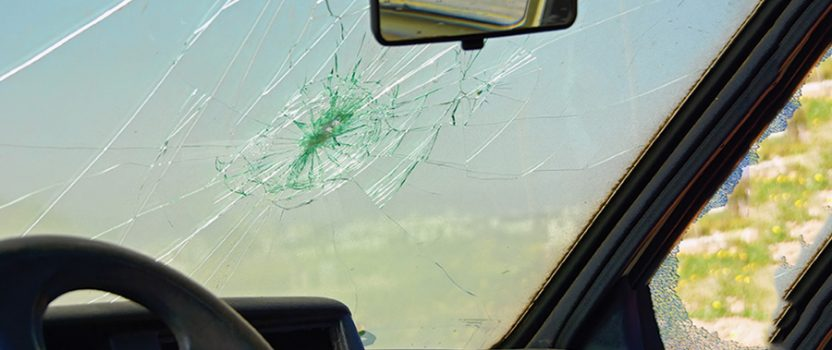 Beware of auto glass repair schemes