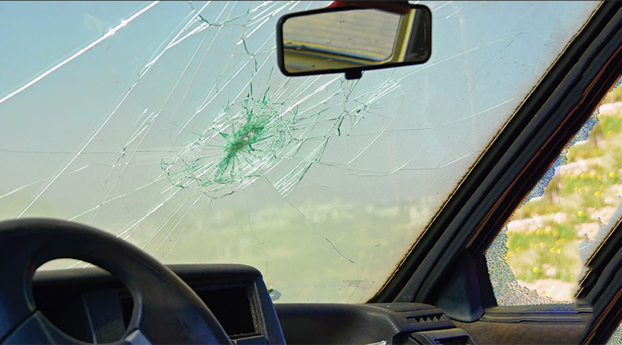 Beware of auto glass repair schemes