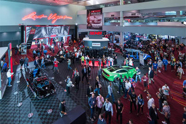 SEMA show includes auto glass innovations