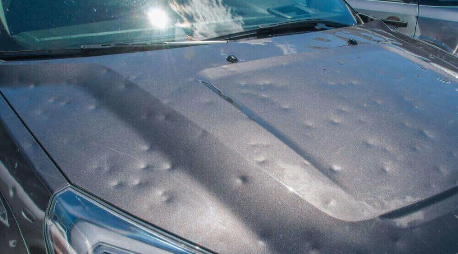 Hailstorm wreaks havoc in Omaha area