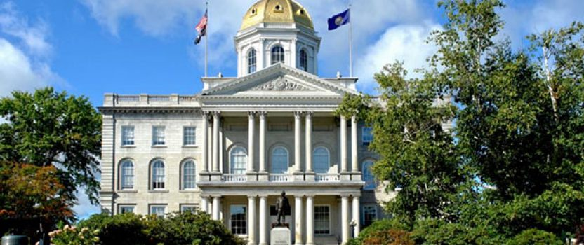 Auto Glass Reimbursement bill goes through the motions in New Hampshire
