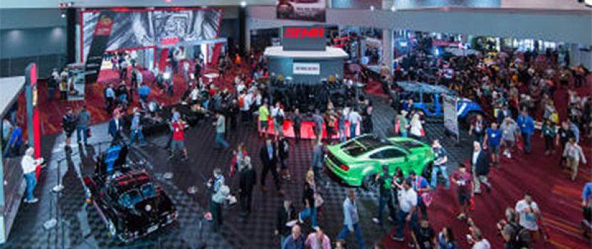 SEMA show includes auto glass innovations