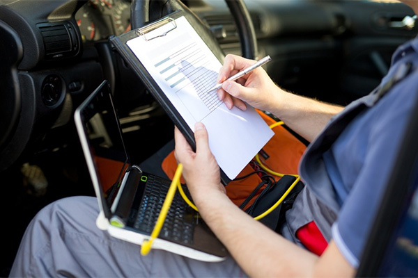 Windshield Repair Requires Inspection