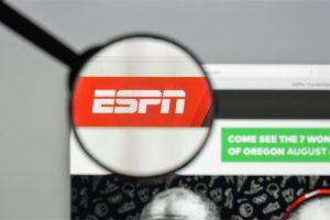 Bird crashes into ESPN office