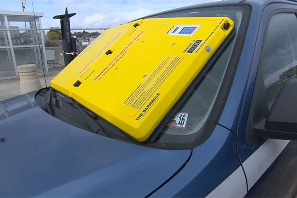 Wisconsin may soon use windshield blockers to combat repeated parking violators