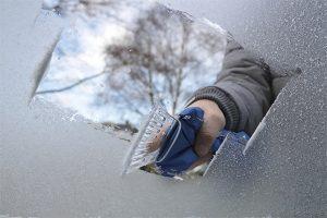 Ice Windshield