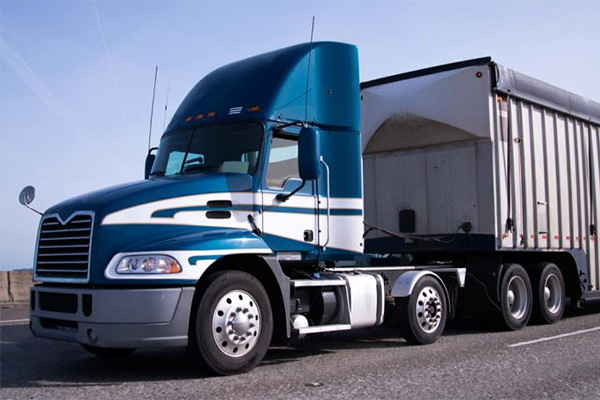 Mack's collision mitigation system helps to keep truckers safe