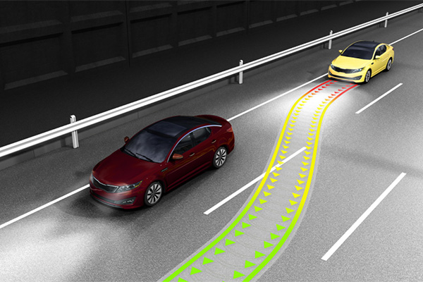 ADAS turned off by 41% of UK drivers